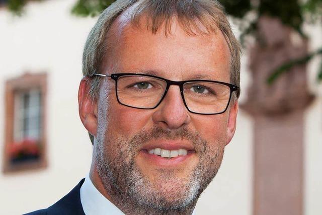 Harald Lotis mit 63,2 Prozent als Bürgermeister in Bahlingen bestätigt
