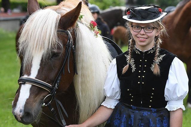 Fotos: So war der Eulogi-Ritt in Lenzkirch