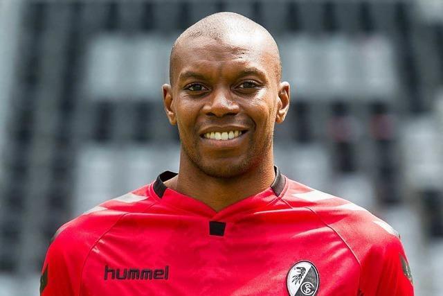 Karim Guédé wechselt nach Sandhausen