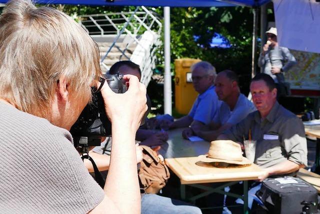 Auf Fotosafari durch Rheinfelden