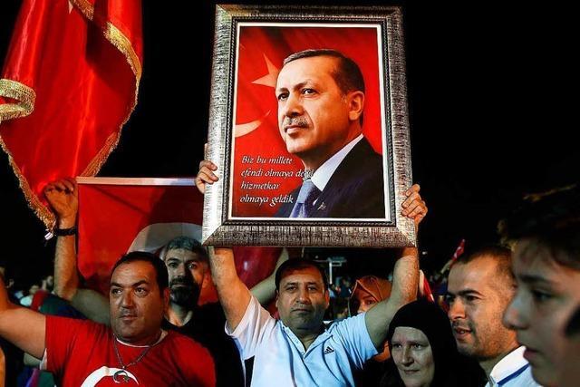 Wahlkommission: Erdogan hat Präsidentenwahl gewonnen