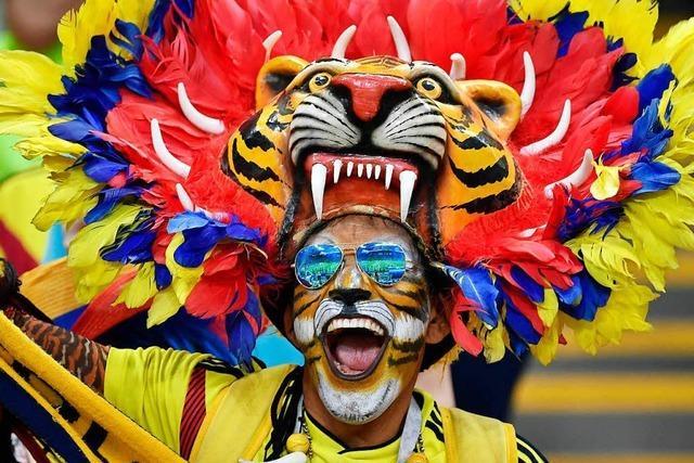 Polens Traum vom Achtelfinale platzt beim 0:3 gegen Kolumbien