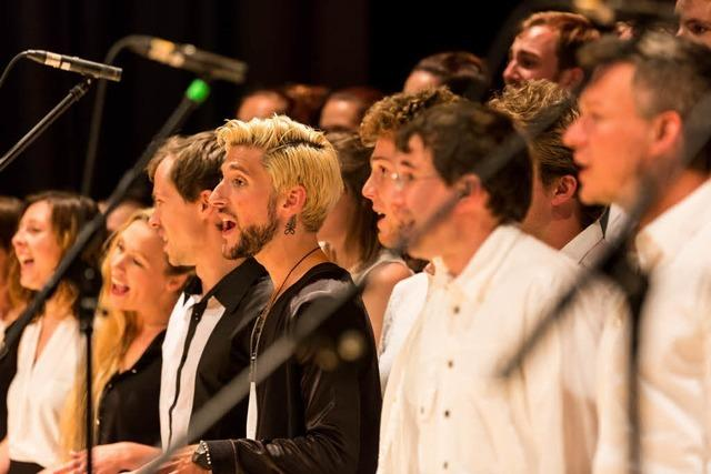 Fotos: 20 Jahre Jugendchor Voice Event