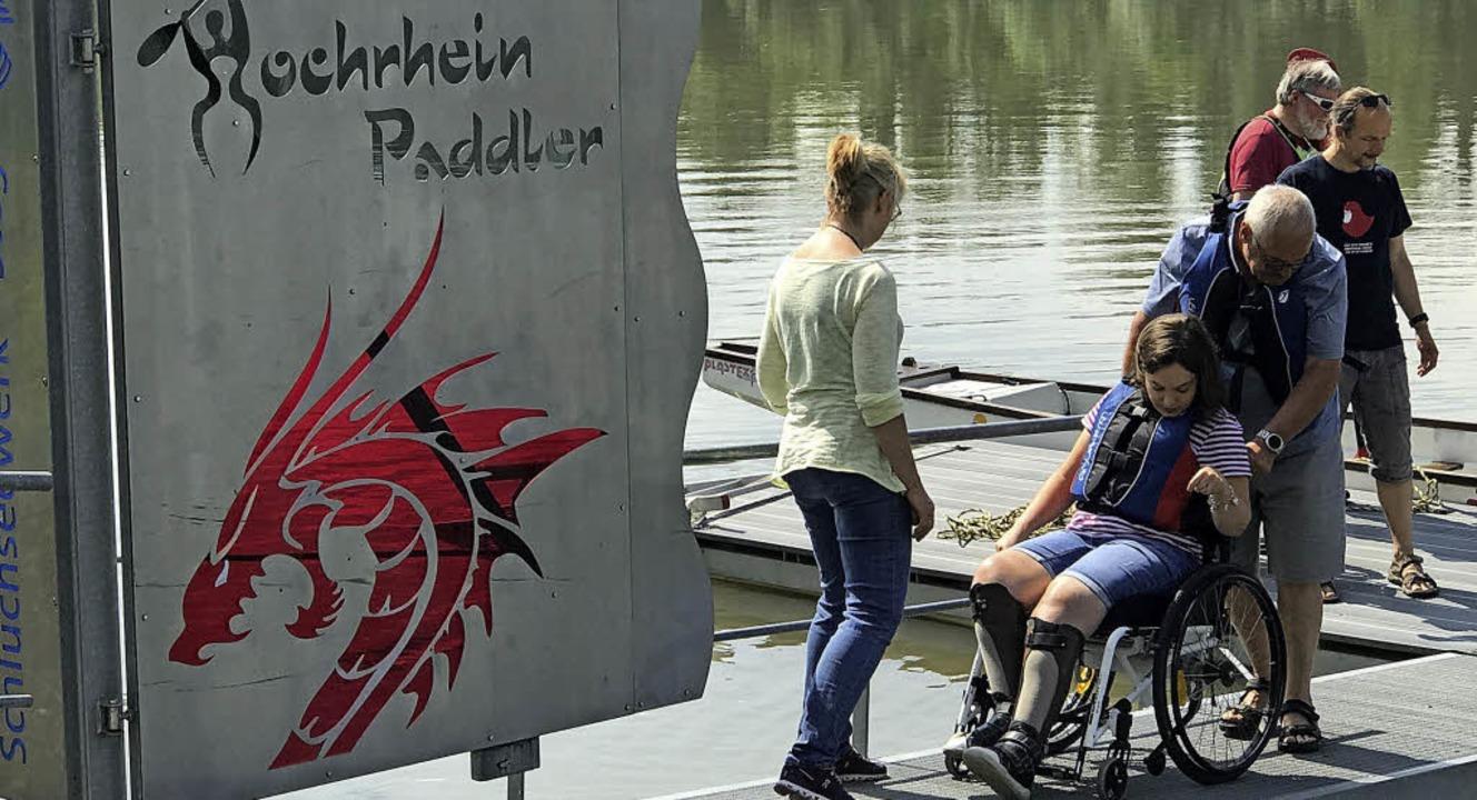 Die Teilnehmer des Bufedo-Handicap-Tri... der bevorstehenden Drachenbootfahrt.   | Foto: Hrvoje Miloslavic