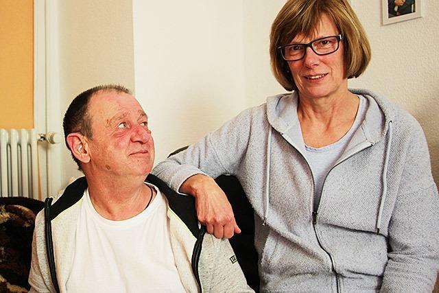 Frührentner lebt in einer Gastfamilie statt im Pflegeheim