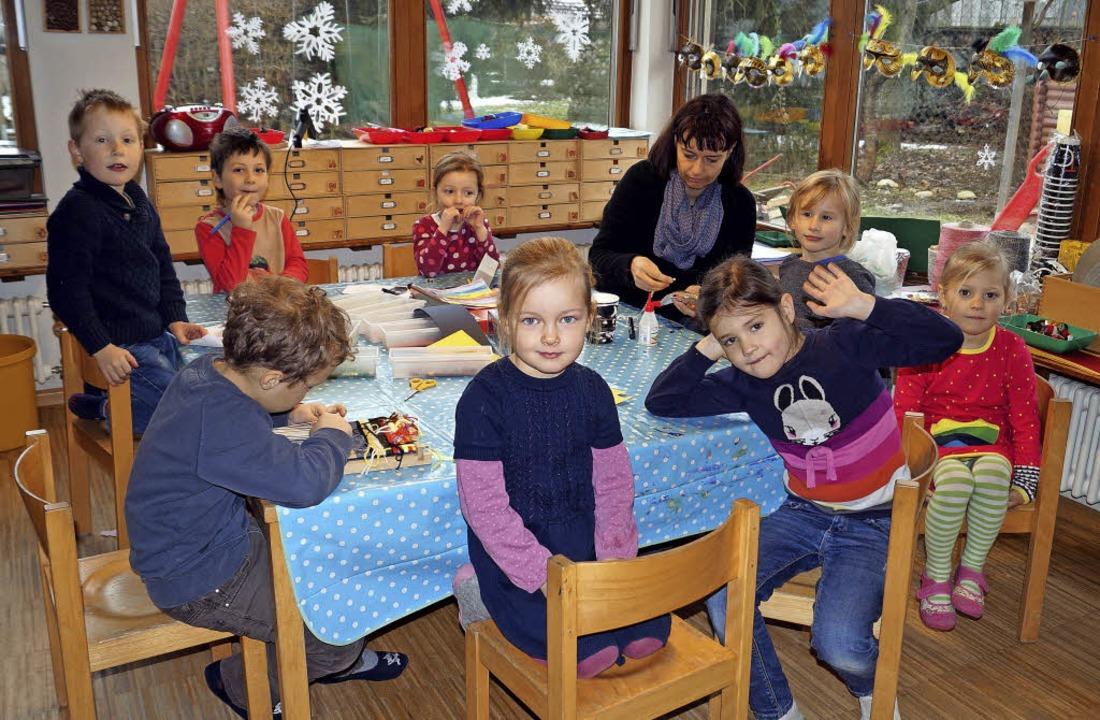 Ein Blick in den Schallbacher Kindergarten   | Foto: ARCHIVBILD HARTENSTEIN