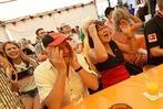 Fotos: Public Viewing in Lahr beim Deutschland-Aus