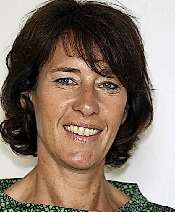 Claudia Menzer aus Wittlingen gründet ein Sozialprojekt für Kinder. Foto: Bode  | Foto: Ines Bode
