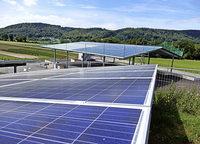 Augenmerk auf Solarstromanlagen