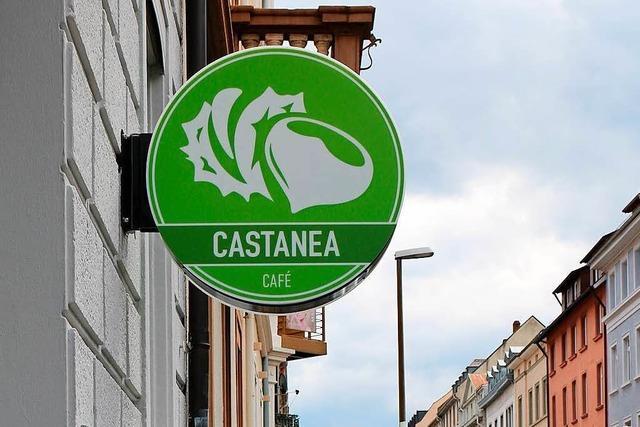 In der Belfortstraße hat das Castanea Café im ehemaligen Café Kleine Auszeit eröffnet