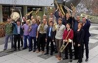 Matinée mit dem Big Sound Orchestra im Lörracher Jazztone