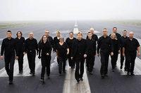 Das Freiburger Akkordeon-Orchester spielt Musik von der Renaissance bis zu Sting