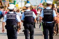 Aus 12 werden 13 Polizeipräsidien