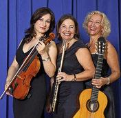 Trio Con Brio kommt zur Sommermusik nach Zell am Harmersbach