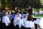 Fotos: Musik im Kurpark aus dem Elsass und der Westurkaine