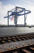 Straßburgs Hafen hat einen Ableger