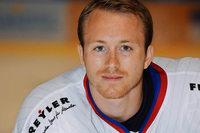 Austin Cihak stürmt weiter für den EHC Freiburg