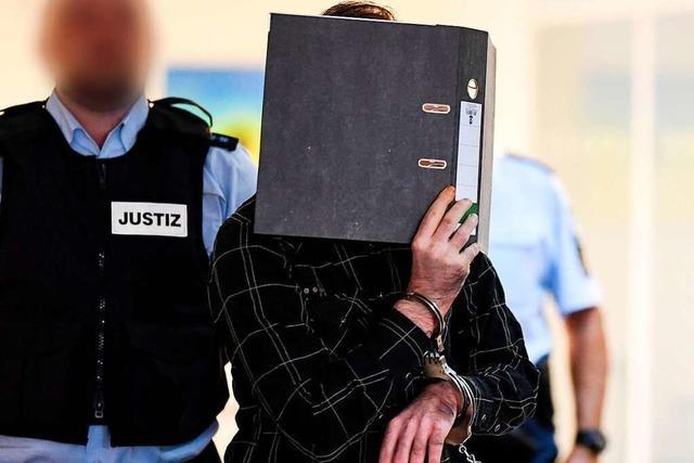 37-jähriger Schweizer zu 9 Jahren Haft und Sicherungsverwahrung verurteilt