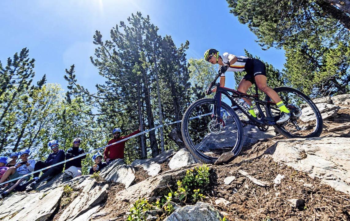Adelheid Morath ist eine unermüdliche ... den zweiten Platz der Gesamtwertung.   | Foto: dobslaff