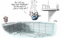 Seehofer und Merkel einigen sich im Asylstreit der Union