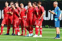 Mit acht Neuen ist der SC Freiburg in die Saison gestartet