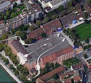 Kaserne Basel soll nach Umbau zum Begegnungsort werden