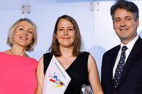 BZ-Redakteurin Anika Maldacker mit Deutsch-Französischem Journalistenpreis ausgezeichnet