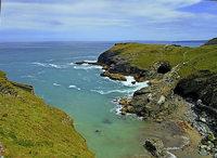 Fluchtpunkt: Cornwall