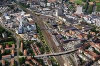 Industrieflächen in Basel: Ein Stadtumbau im großen Maßstab