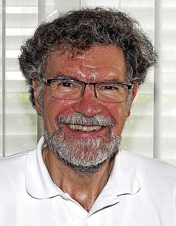 <BZ-FotoAnlauf>Senioren-Union:</BZ-Fot...ei Medikamenten, rät Walter Taeschner.    Foto: Senioren-Union