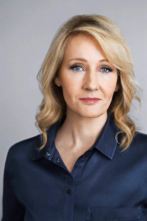 Sie hat's erfunden: Autorin Joanne K. Rowling  | Foto: Carlsen Verlag