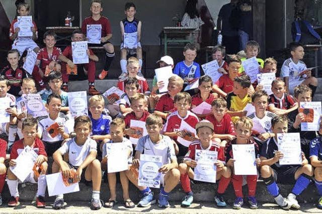 Fußballverband auf der Suche nach Nachwuchskickern