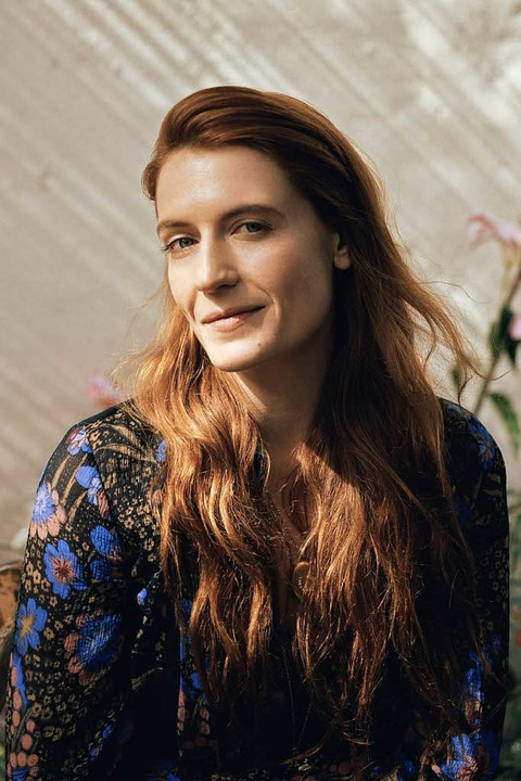 Florence Welch  | Foto: Vincent Haycock