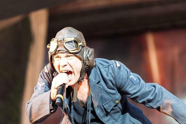 Nach Lob an Iron Maiden: Mooswald wird als südbadisches Wacken gehandelt