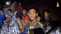 Hundert Rettungsschächte zu Kindern in thailändischer Höhle gebohrt