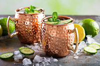Darum ist der Moscow Mule der Star unter den erfrischenden Cocktails