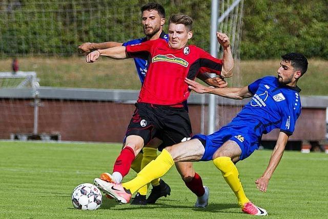 SC Freiburg in der Saisonvorbereitung: