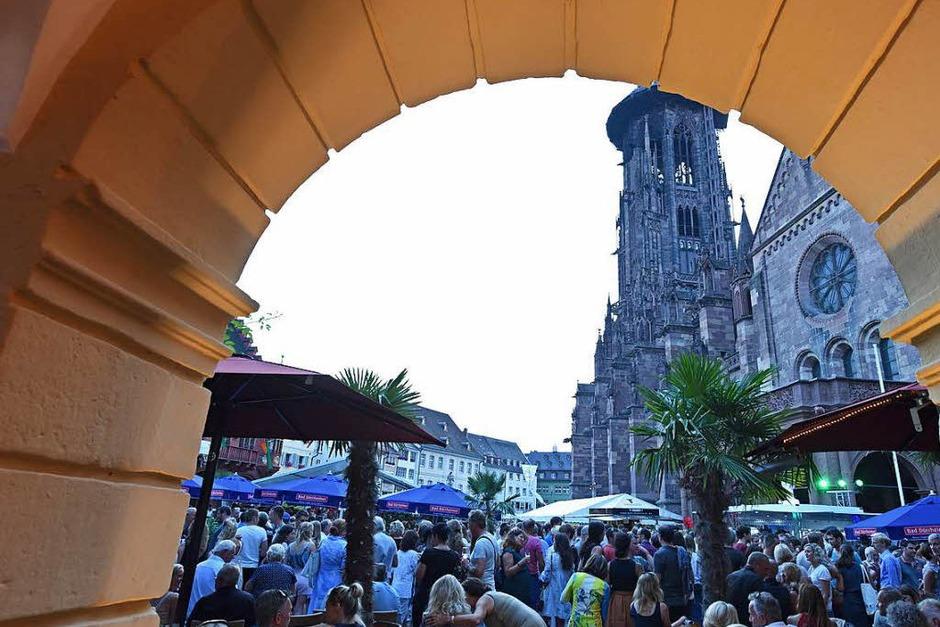 Freiburger Weinfest 2018 (Foto: Rita Eggstein)