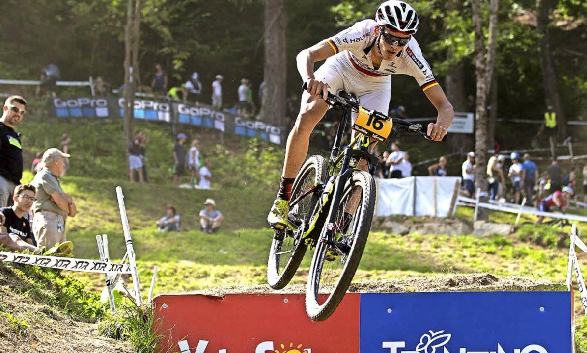 Ein Sturz in Runde drei bremste Max Br...ole, so reichte es nur zu Rang zwölf.   | Foto: ARmin Küstenbrück
