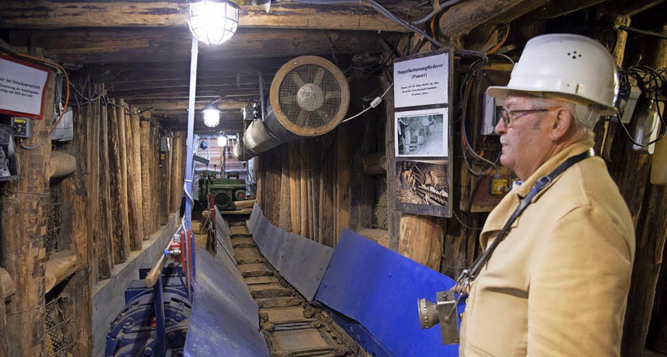 Das Bugginger Kalimuseum gibt Einblick...schichte des Bergbaus in der Gemeinde.  | Foto: Volker Münch