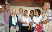 Tafelladen-Idee inspiriert Besucher aus Peru