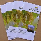 Ringsheim präsentiert sich als Weinort