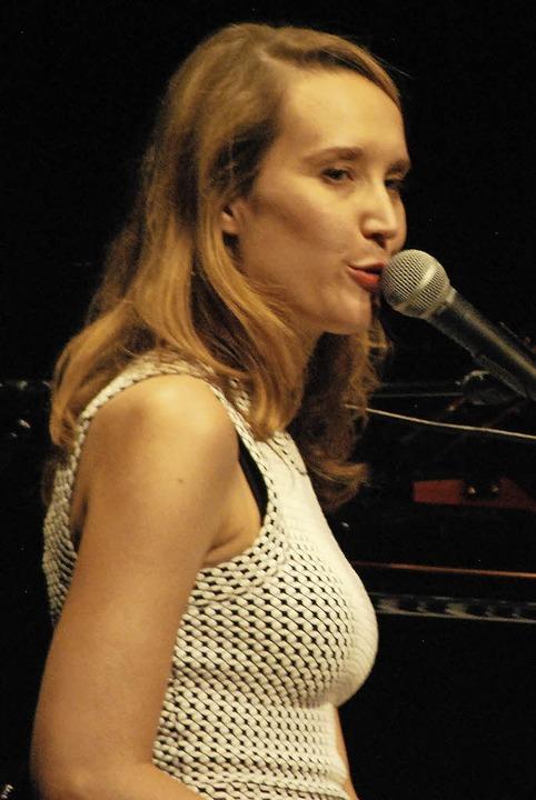 Sarah McKenzie   | Foto: Thomas Loisl Mink