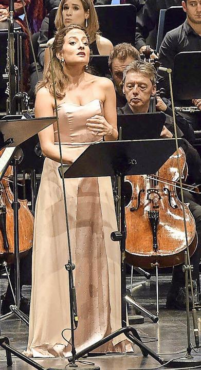 Christiane Karg als Pamina  | Foto: Andrea Kremper