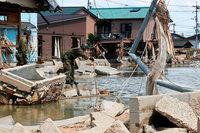 Zahl der Opfer der Hochwasserkatastrophe in Japan steigt weiter