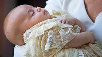 Prinz Louis getauft