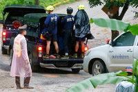 Alle 13 Eingeschlossenen aus Höhle in Thailand gerettet