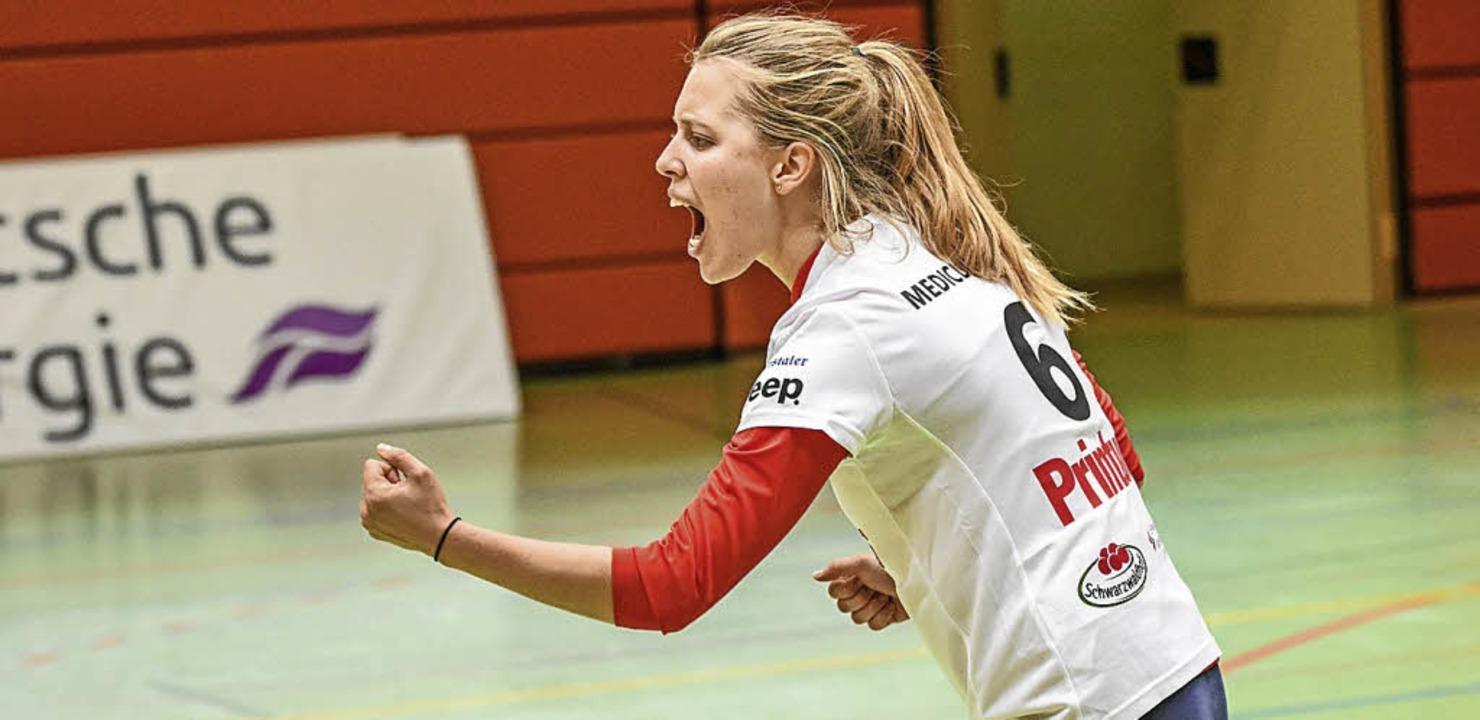 <BZ-FotoAnlauf>Volleyball:</BZ-FotoAnl...uf eine weitere Saison  in Offenburg.   | Foto:  Sebastian Köhli
