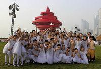 Chorkonzert der Mädchenkantorei mit dem Chor aus Qindao