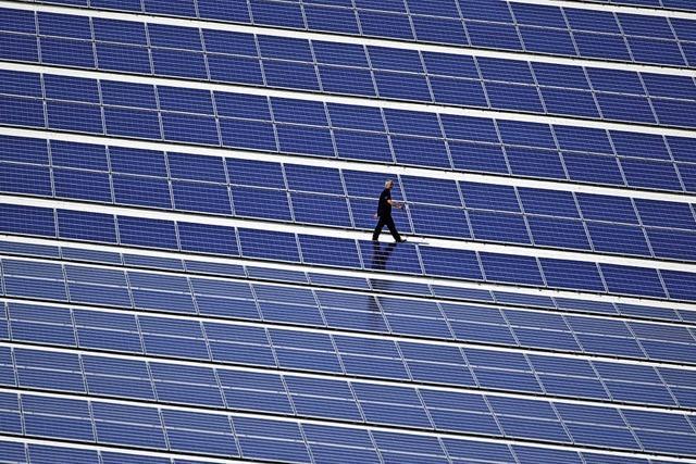 Schleppender Solar-Start